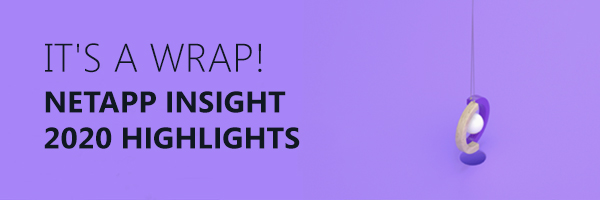 NetApp Insights Banner