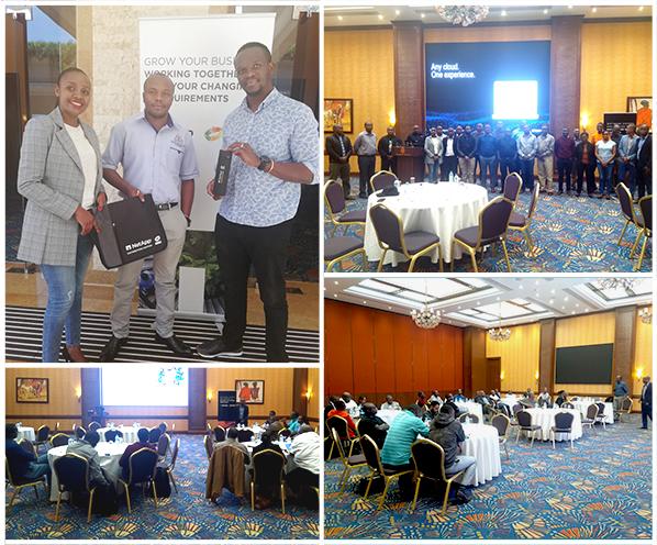 NetApp Kenya Event